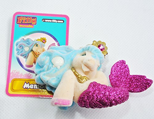 Filly Memory Mermaid Super Glitzer Glitter Edition Custom Set