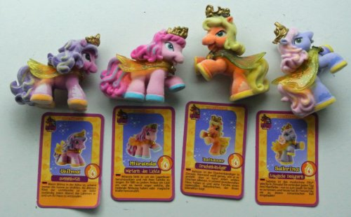 Filly Witchy CustomSet Serie Licht 2012