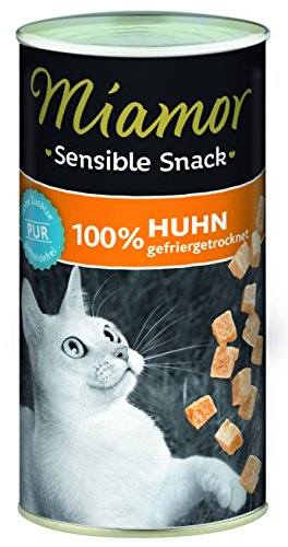 Miamor Sensible Snack Huhn Pur 12er 12x 30 g
