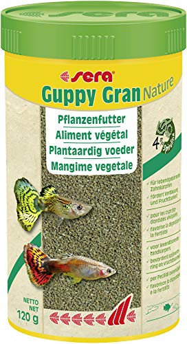 sera Guppy Gran Nature 250 ml