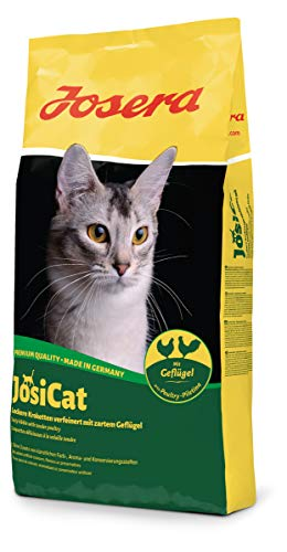 JosiCat Crunchy Poultry powered by 1x
