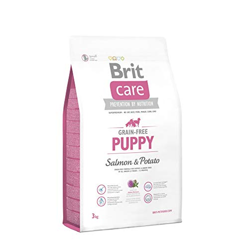 Brit Care Puppy Salmon Potato 3kg
