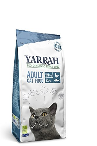 of 6   Org Cat Food with Fish 800 g