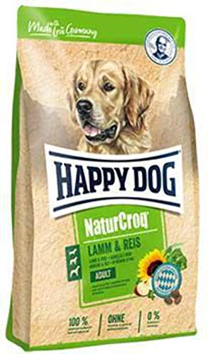 Happy Dog Premium - NaturCroq Lamm Reis 15 kg