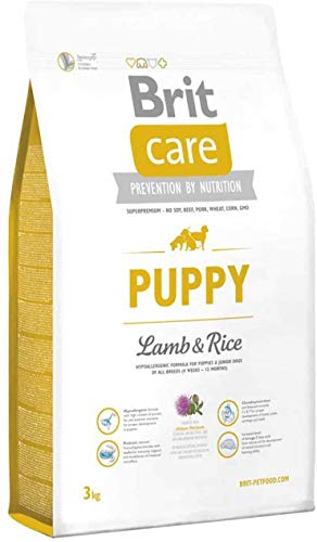 Puppy Lamb Rice 3kg