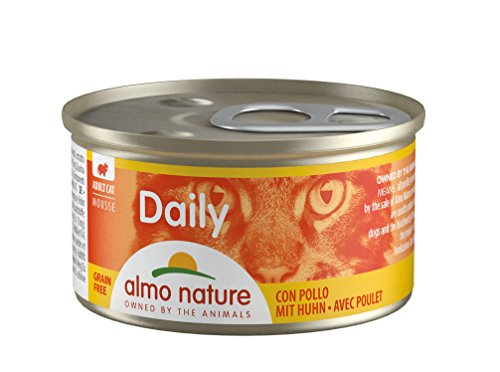 Daily Mousse mit Huhn 24x 85 g