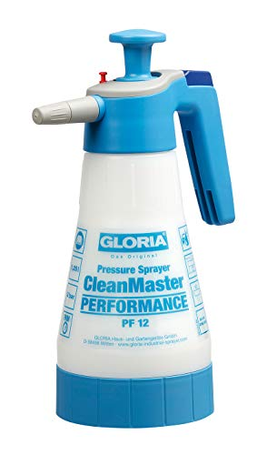 GLORIA CleanMaster Performance PF12 1 25L pH 2 bis 9 weiß