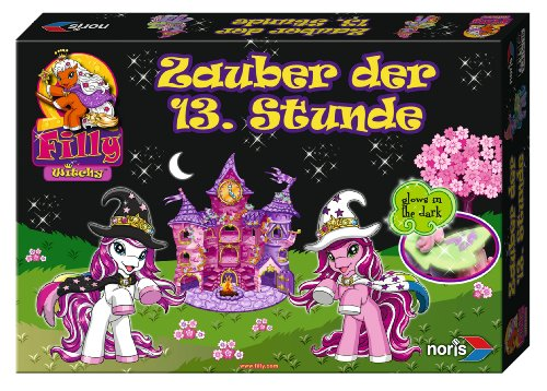 606011214   Witchy Black   Zauber der 13 Stunde Glow in the Dark Effekten