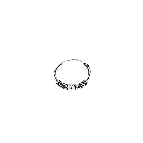 SINGLE 925 STERLING 15mm 7235
