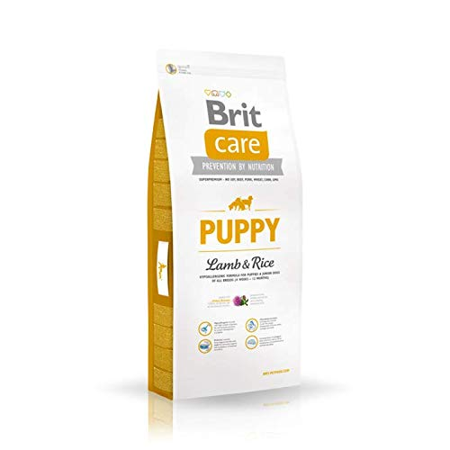 Brit 1kg Care Puppy Lamb & Rice Hundefutter