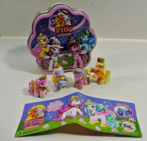 Filly Mini Witchy CustomSet: Serie  Licht  -ca 2,5cm