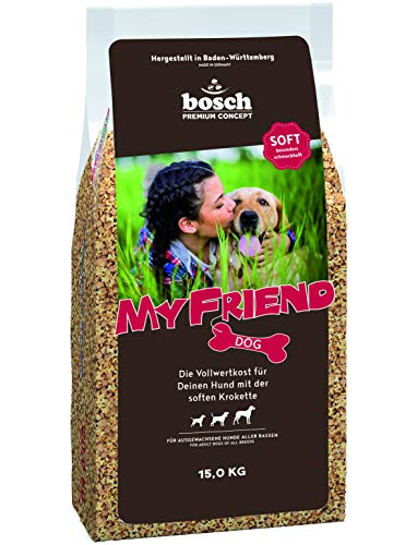 bosch My Friend Soft  aller Rassen  Vollwertkost softer Krokette