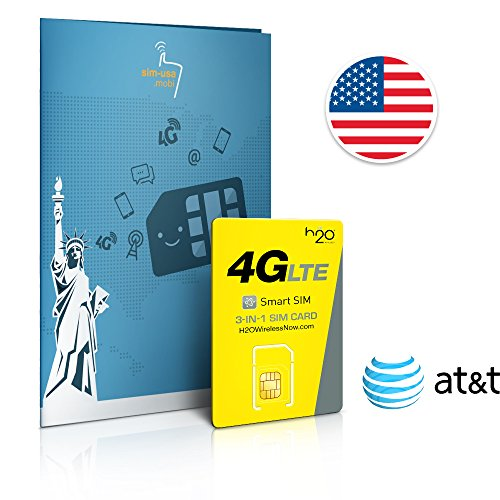 AT&T Netz   6GB   internationale