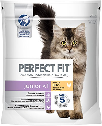 Perfect Fit Cat Trocken Junior less than 1 reich an Huhn, 750 g