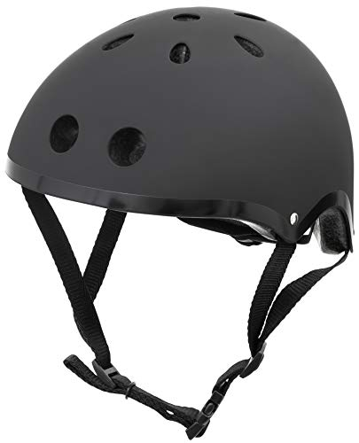 hornit Kinder Lids Helm Black Stealth m