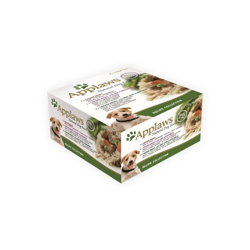 Applaws Dog   Recipe Collection Multipack   8 x 156 g