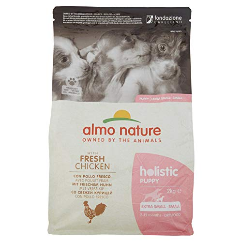 Almo Nature Holistic Puppy Small Dog Reis 2 kg