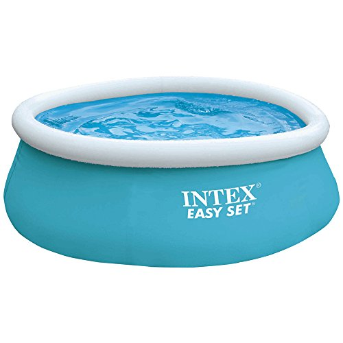 Intex Easy Set Pool - Aufstellpool - Für Kinder, 183cm x 183cm x 51cm