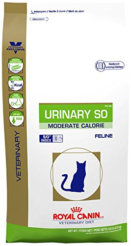 Royal Canin Cat Urinary Moderate Calorie 3.5 kg, 1er Pack (1 x 3.5 kg)