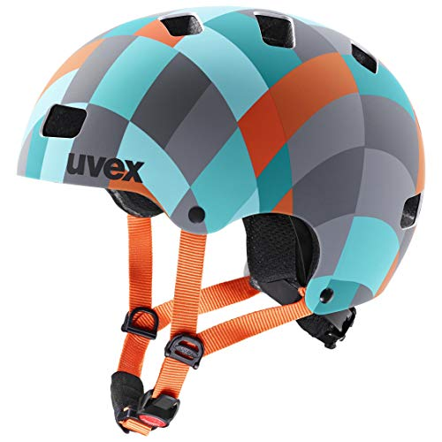 uvex Jugend kid 3 cc green checkered 51 55