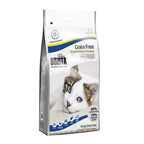 Bozita Cat Grain Free Chicken | 10kg Katzenfutter