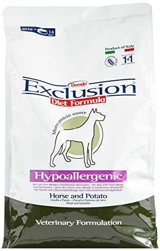 Exclusion Diet Horse & Potato, 1er Pack (1 x 3 Kg Packung)