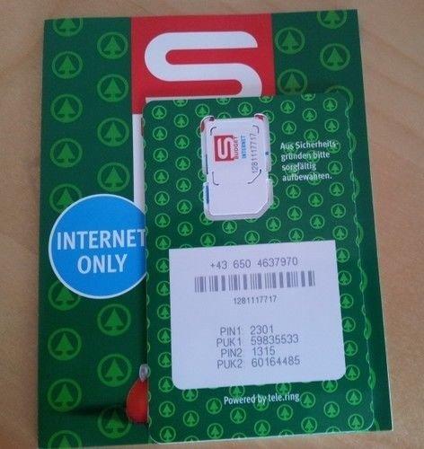 internet guthaben aufladen