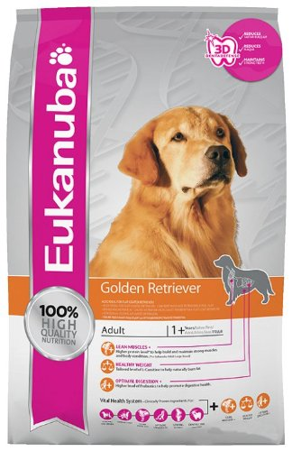 Eukanuba Breed Golden Retriever Hundefutter 12kg