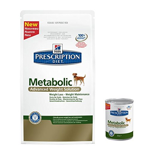 Hills Prescription Diet Canine Metabolic Dose