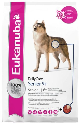 Eukanuba Daily Care Senior Plus Hundefutter 12kg