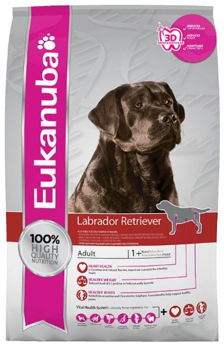 Eukanuba Breed Labrador Retriever Hundefutter 12kg