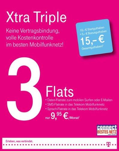 xtra triple card