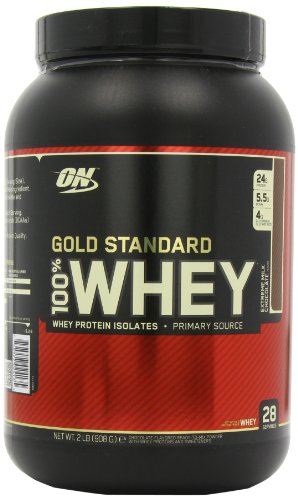 Optimum Nutrition 100 % Whey Gold Standard Protein  Extreme Milk Chocolate, 1er Pack (1 x 908 g)