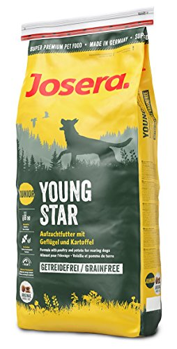 Josera Young Star, 1er Pack (1 x 15 kg)