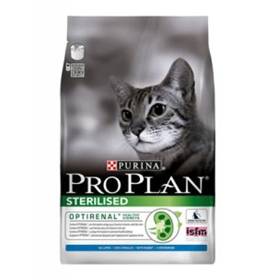 Purina Pro Plan Cat - Sterilised - Lachs 10kg